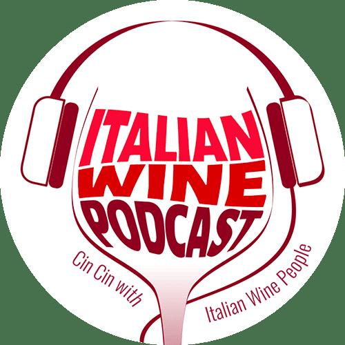 Italian Wine Podcast Badge